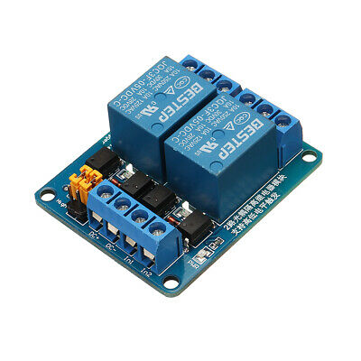 BESTEP 2 Channel 5V Relay Module High And Low Level Trigger For Auduino