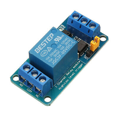 BESTEP 1 Channel 5v Relay Module High And Low Level Trigger For Arduino