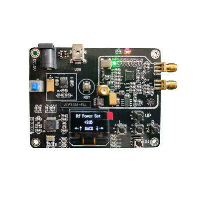 Geekcreit Signal Generator Module 35M-4.4GHz RF Signal Source Frequency Synthesi
