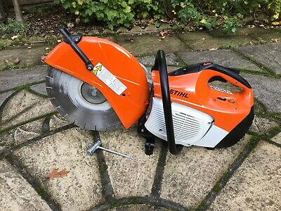 "Stihl TS420  (14"")  Petrol Disc Cutter Serviced + 1 Disc + Tool"