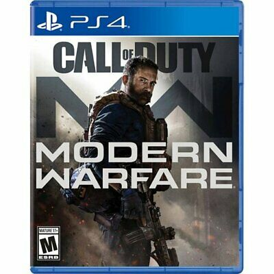 Call of duty: Modern warfare (Sony Playstation 4) * Rewards! Buy Here! Save $$$$