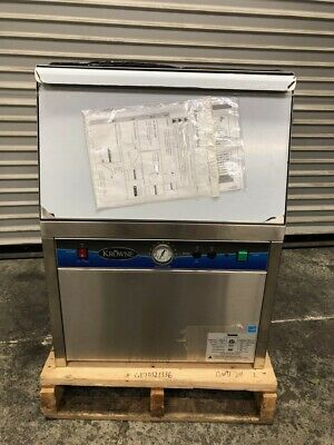 NEW Krowne GWD-24 Low Temp Rack Under Counter Glass Cup Mug Washer NSF DTL #3205