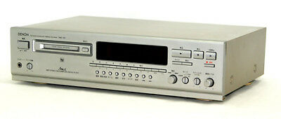 DENON DMD-100 MD Deck for Audio Sound Player Working Used