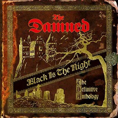 The Damned-Black Is The Night: The Defini (UK IMPORT) VINYL NEW