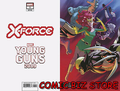 X-Force #1 (2019) 1St Printing Dauterman Young Guns Variant Cover Dx ($4.99)