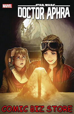 Star Wars Doctor Aphra #38 (2019) 1St Printing Ashley Witter Main Cover Marvel