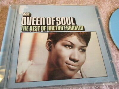 Queen of soul,the best of aretha franklin,cd,superb!! free fast post :)