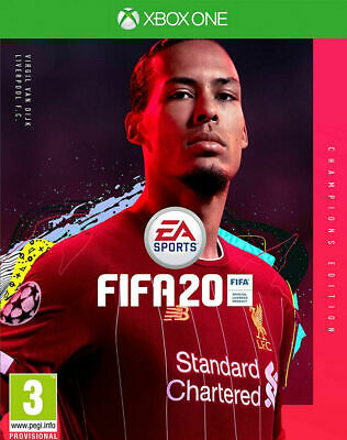 FIFA 20: Champions Edition (Xbox One) In Stock New & Sealed UK PAL Free UK P&P