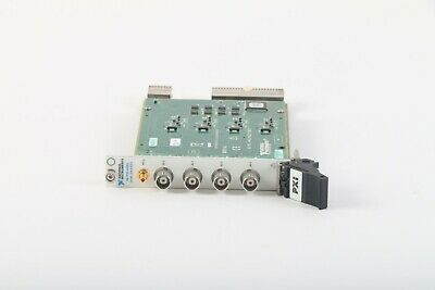 National Instruments NI PXI-4462 204.8 kS/s, 4-Input pxi Sound Vibration Module