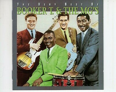 CD BOOKER T & THE MG'S	the very best of	ATLANTIC EX+  (A4065)