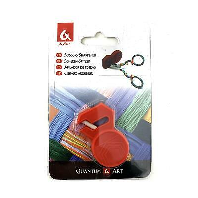 Scissors Sharpener Restorer Tuner - Compact and Portable