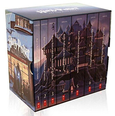 Hot Collection 2016- Harry Potter Complete Book Series Special Edition Boxed Set