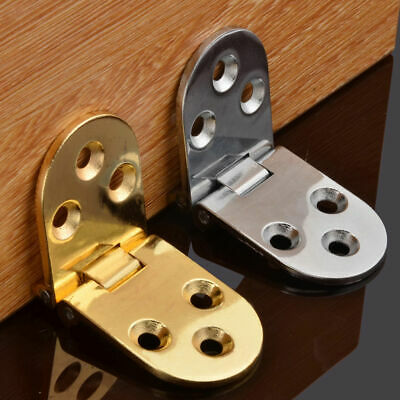 Stainless Mini Small Metal Folding Hinges For Kitchen Cupboard Cabinet Door
