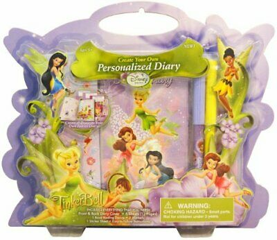 Disney Fairies Create Your Own Diary