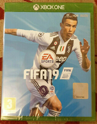 FIFA 19 for Xbox One : NEW and SEALED
