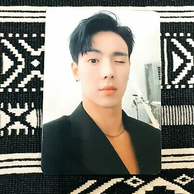 MONSTA X SHOWNU Follow Find You Photocard Kihno Version Official New