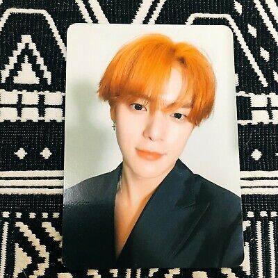 MONSTA X MINHYUK Follow Find You Photocard Kihno Version Official New