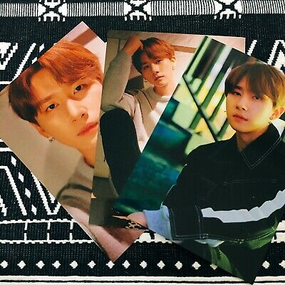 MONSTA X I.M Follow Find You Album Large Photocard Kihno Ver. Official New