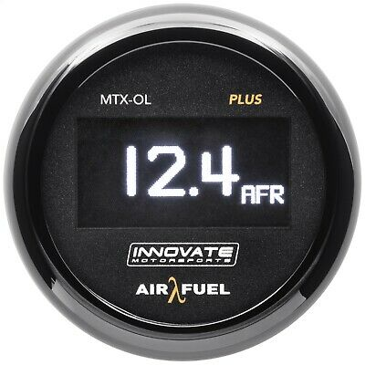 Innovate Motorsports 3935 MTX-OL PLUS Wideband Air/Fuel OLED Gauge