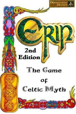Alt Armies Mini Rules Erin - The Game of Celtic Myth (2nd Edition) SC MINT