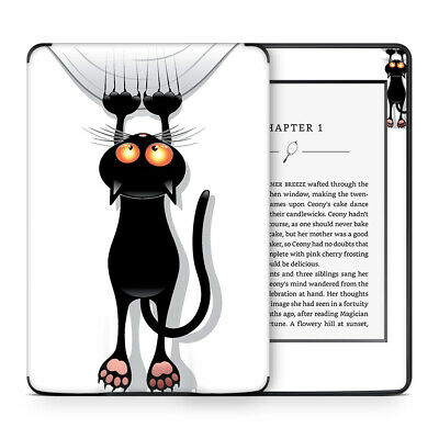 Catastrophe Cat Skin Sticker Decal Protective Wrap to cover Kindle Paperwhite