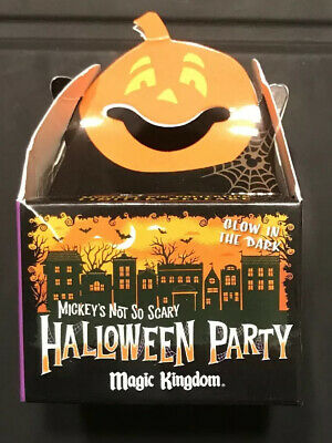 Disney 2019 Halloween Party Pumpkin Mystery 10 Pin Collection Mickeys Scary