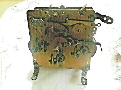 Uws 5 Hammer 4X4 Mechanism   From An Old  Mantle Clock Working Order Ref Uws 1