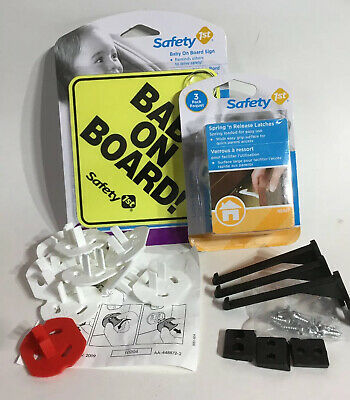 Baby Proof Latches, Plug Covers Lot | Baby On Board