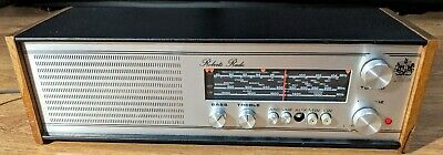 Rare Vintage Roberts RM40 FM/MW/LW Radio Tuner with built in Amplifier & Speaker