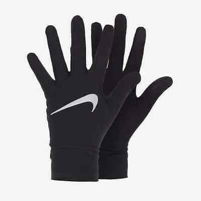 Nike Mens Womens Running Gloves Warm Touch Screen Tech Sports Winter Gloves S-XL