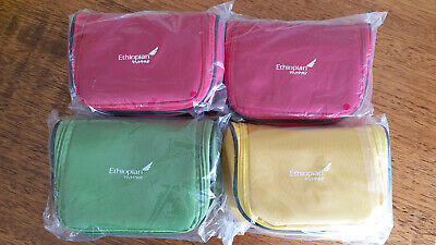 Ethiopian Airlines Business Class Amenity Kit x 4