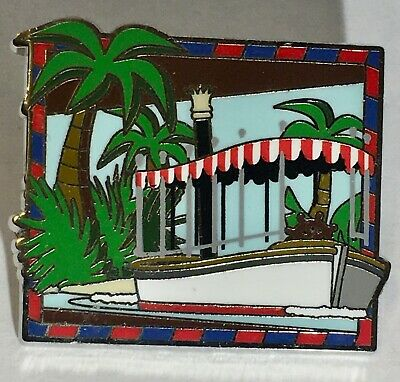 JUNGLE CRUISE 2016 Fly Me To Disney Parks Booster Pin #113935