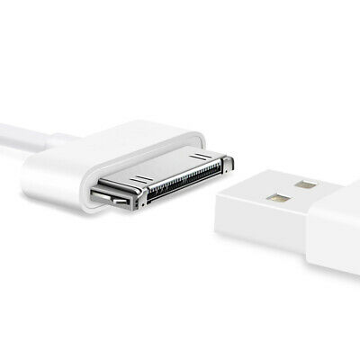 1 USB Data Charger Cable For Apple iPhone 4S 4 3GS iPod Touch iPad 2 3 Sync Cord