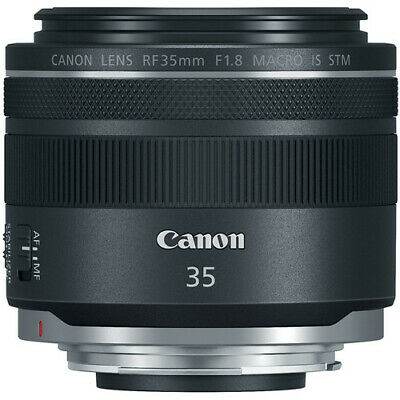 Canon RF 35mm f/1.8 Macro IS STM Lens Fast Ship