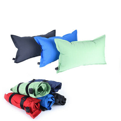 Automatic inflatable pillow outdoor camping pillow ultralight self-inflating SC
