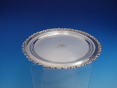 Louis XV by Whiting-Gorham Sterling Silver Bread and Butter Plate (#4188)