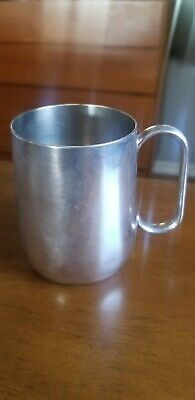 Leysen Freres Silver Baby Cup Tankard Belgian Sterling?
