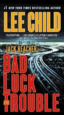 Bad Luck and Trouble by Lee Child 9780440246015 | Brand New | Free US Shipping