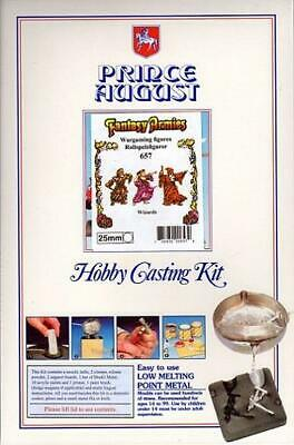 Prince August Hobby Model Accessory Hobby Casting Kit - Wizards MINT