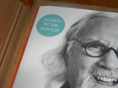 SIGNED Billy Connolly Book  - Tall Tales and Wee Stories BRAND NEW 1st Edition