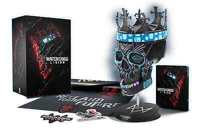 Watch Dogs 3 III Legion - Collector's Limited Edition PC - NUOVO ITA Preorder