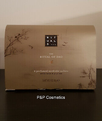 Rituals Of DAO: 2 Perfumed Wardrobe Sachets. Next Objects Free Shipping
