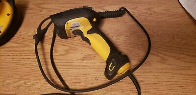 Symbol LS3408-FZ20005R Handheld Rugged Barcode Scanner  USED FOR PARTS