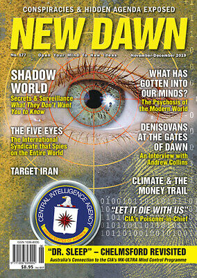 New Dawn Magazine 177 (Nov-Dec 2019)