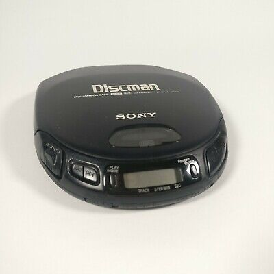 Sony D-150AN CD Discman Walkman, Tested and working
