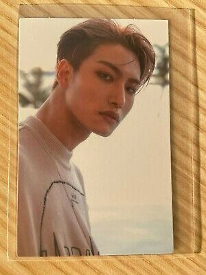 SEONGHWA - ATEEZ Wave MMT Signed Official Photocard! [Treasure EP.3: One to All]