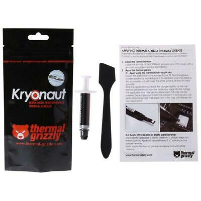 1g Thermal Grizzly Kryonaut Heatsink Fan Cooling Thermal Paste Cooler Grease