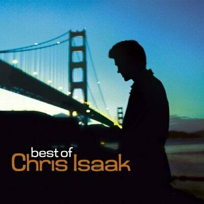 Chris Isaak-Best Of (UK IMPORT) CD NEW