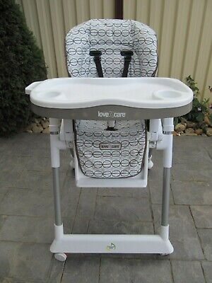 Large high chair