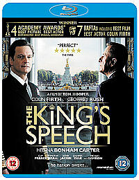 The King's Speech [Blu-ray] [2010], New, DVD, FREE & FAST Delivery
